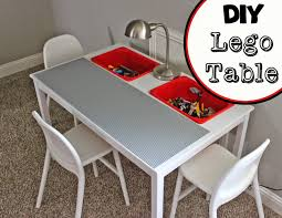 duplo table with chairs tables ikea hacks storage keep calm get organised