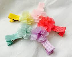 baby barrettes baby barrette etsy