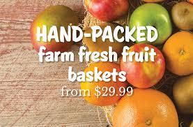 Fruit Gifts Fruit Baskets