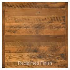 30 x 60 table top 30 x 60 reclaimed wood restaurant table top