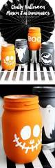 Halloween Decoration Ideas For Party by Best 25 Halloween Mason Jars Ideas On Pinterest Halloween Jars