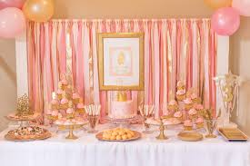princess birthday party pink and gold princess 3rd birthday party pizzazzerie
