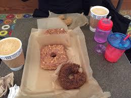 doughnuts for three jillie of all trades