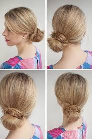 hair buns for hair 30 buns in 30 days day 24 the side knot bun hair