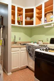 Kitchen Cabinet Paint Kit Chalk Painted Kitchen Cabinets 2 Years Later Our Storied Home One