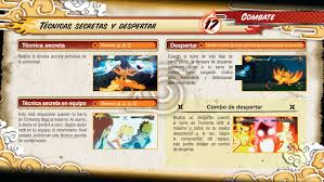 naruto shippuden ultimate ninja storm 4 playstation 4 manual online