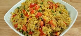 comment cuisiner le quinoa recettes quinoa aux légumes recettes cookeo