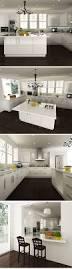 australia modern villa project high gloss lacquer kitchen cabinets