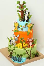 jungle theme cake southern blue celebrations jungle safari and zoo cake ideas
