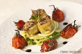 photo plat cuisine gastronomique recette de printemps repas gourmands avec les produits printaniers