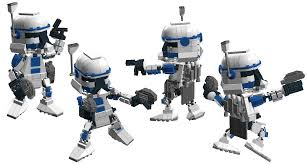 lego ideas chibi lego builds chibo u0027s star wars clones red