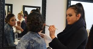 theatrical makeup school school holidays makeup programme sra samala robinson academy