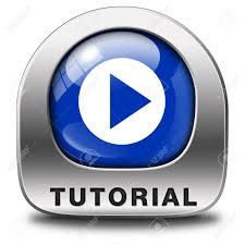 tutorial icon learn online video lesson or class website