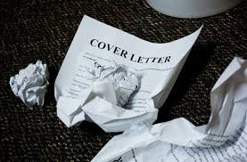 cover letter writing how to write a conversational cover letter