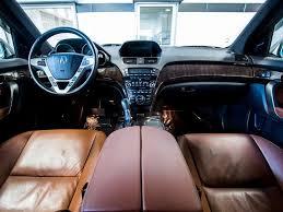 Acura Umber Interior 2010 Mdx Elite For Sale 28 000 Acura Mdx Forum Acura Mdx