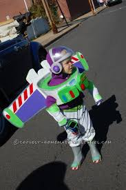 sew buzz lightyear costume for a toddler