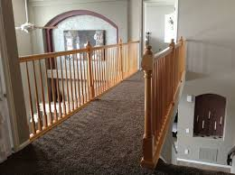 How To Restain Banister Paint Or Stain