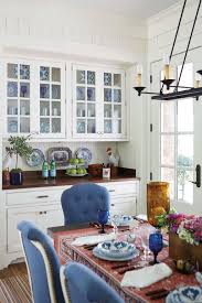 design my dream kitchen dining room with built in cabinets featured glass doors