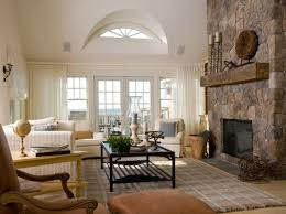tuscan living room design tuscan living room decor with stone fireplace