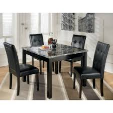 Square Dining Room Table by Maysville Square Dining Room Table Set From Ashley D154 225