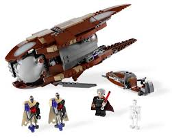 bricklink set 7752 1 lego count dooku u0027s solar sailer star
