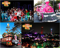Is Six Flags Open On Christmas Open Addiction Six Flags Mexico Christmas In The Park
