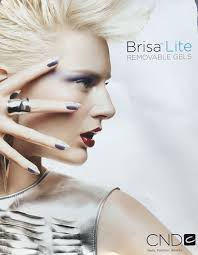 poster one side cnd brisa lite removable gels i gel nails com