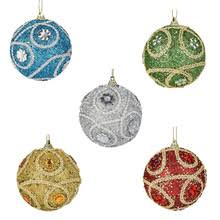 diy glitter christmas ornaments online shopping the world largest