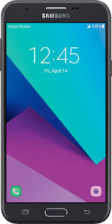 virgin mobile samsung galaxy j7 perx 4g lte with 16gb memory cell