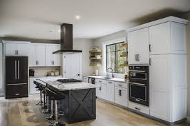 kitchen design white cabinets black appliances open shelves farmhouse kitchen black appliances kitchen