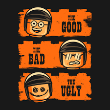 The Good The Bad And The Ugly Meme - image 856773 the good the bad and the ugly cover parodies