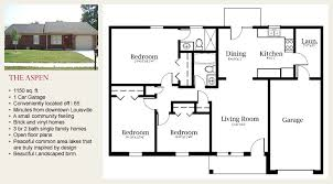 single home floor plans one home plans single family house plans 1 floor home pla