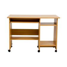 Computer Desk For Sale 63 Antique Wood And Light Green Desk Tables