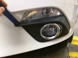 2016 mazda 3 fog light kit installing morimoto mazda type z led fog lights 2004 to 2016 mazda