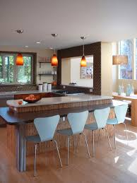 captivating kitchen island with breakfast bar designs and with