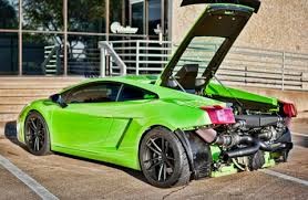 lamborghini gallardo horsepower picture of car