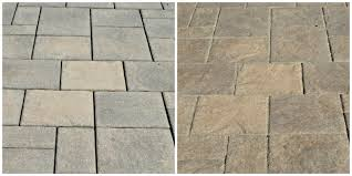 Sealer For Stone Patio by Patio Paver Sealing The Paver Savers Saucon Valley Pa