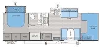 2016 greyhawk class c motorhome floorplans u0026 prices jayco inc