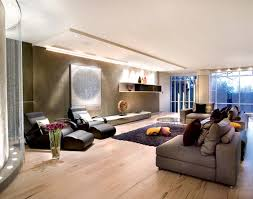 living room fascinating minimalist living room with veneer wall