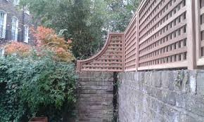 Arch Trellis Fence Panels Arched Trellis Panels Image Result For Trellis On Brick Wall