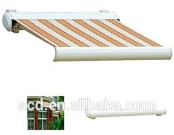 Rv Awnings Electric Small Retractable Rv Awnings Deck Awning Diy Retractable Rv Awning