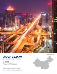 Lighting Catalog Fulham Lighting Global Intelligent Sustainable India Asia