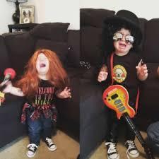 Slash Halloween Costume 12 Twin Infant Toddler Halloween Costumes Twinmom