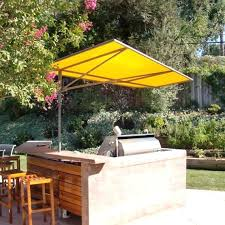 free standing canopy patio retractable canopy free standing