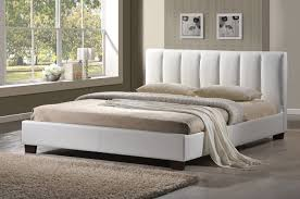 white metal bed frame double home design ideas