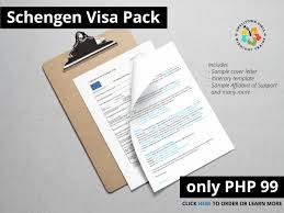 Sample Letter Of Intent To Stay On The Job by Sample Cover Letter For Schengen Visa Application At The French