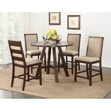 counter height dining room table sets modern counter height dining room sets allmodern