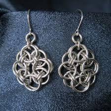 skyrim earrings custom skyrim inspired crochet helm beard and bracers by