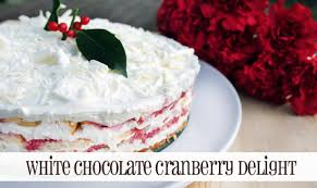 white chocolate cranberry delight cake recipe idbaking