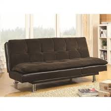 Armless Sofa Bed Coaster Company Sofa Beds Armless Fabric Convertible Sofa Bed With